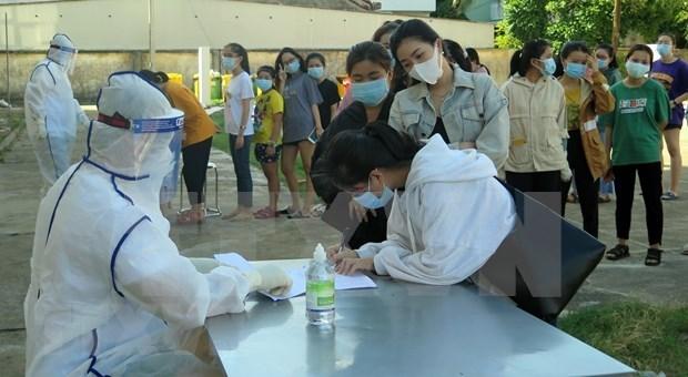 Vietnam cierra el sabado sin ningun caso nuevo del COVID-19 hinh anh 1