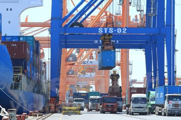 Empresas vietnamitas superan dificultades causadas por el COVID-19  hinh anh 1