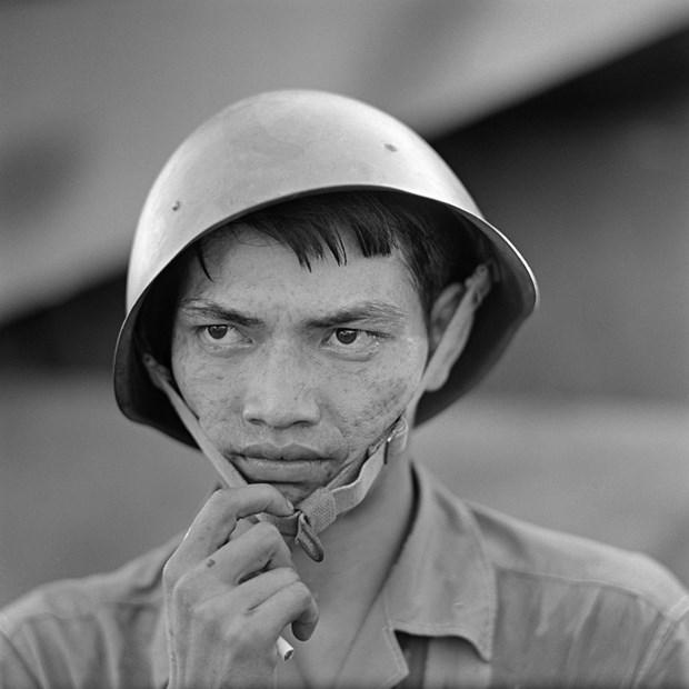 Exposicion de fotografo aleman brinda al publico vision sobre Hanoi en epoca antigua hinh anh 5
