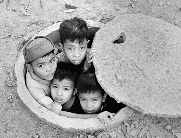 Exposicion de fotografo aleman brinda al publico vision sobre Hanoi en epoca antigua hinh anh 3