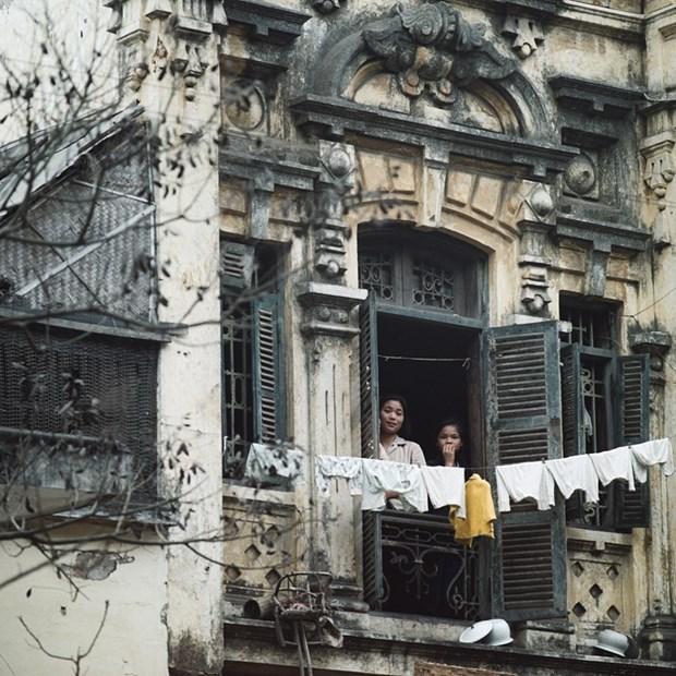 Exposicion de fotografo aleman brinda al publico vision sobre Hanoi en epoca antigua hinh anh 7