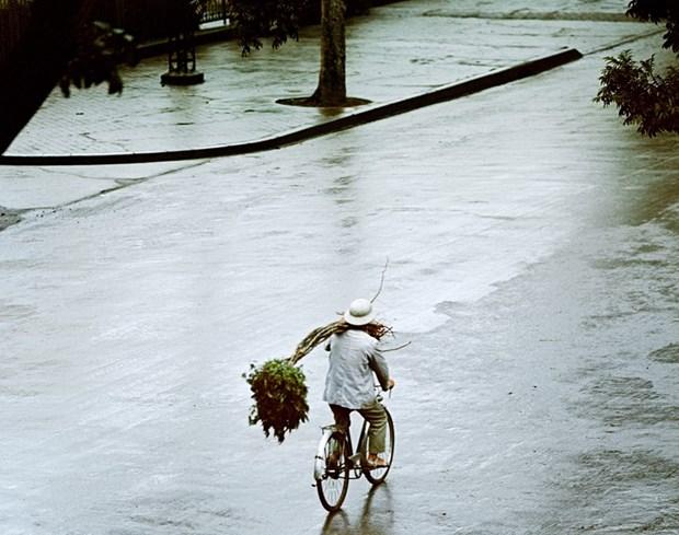 Exposicion de fotografo aleman brinda al publico vision sobre Hanoi en epoca antigua hinh anh 2