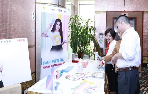 Vietnam avanza al cumplimiento de la meta de erradicar AIDS en 2030 hinh anh 1