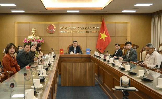 Vietnam encabeza Sudeste Asiatico en resultados de ensenanza primaria  hinh anh 2