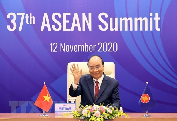 Ano Presidencial de la ASEAN 2020 evidencia posicion de Vietnam hinh anh 1