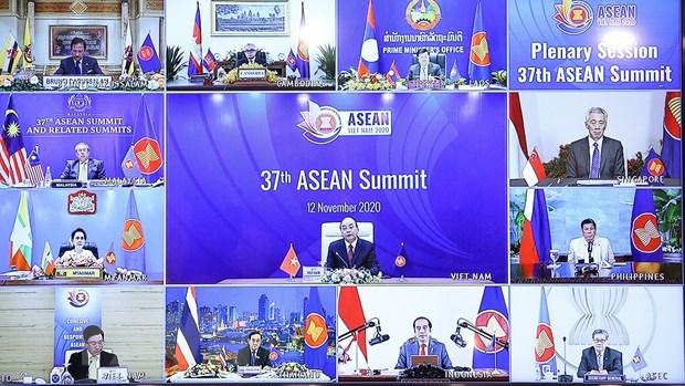 Ano Presidencial de la ASEAN 2020 evidencia posicion de Vietnam hinh anh 2