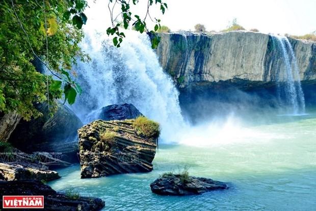 Cascadas Dray Nur y Dray Sap: canciones epicas de tierras altas centrales de Vietnam hinh anh 1