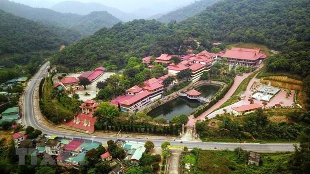 Buscan incluir a Yen Tu de Vietnam en lista de patrimonios mundiales  hinh anh 1