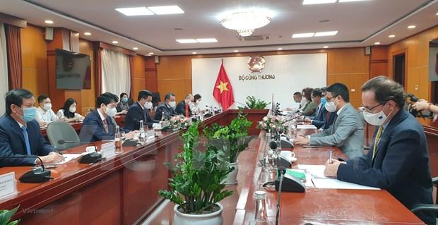 Vietnam y UE por garantizar implementacion eficiente del EVFTA hinh anh 1