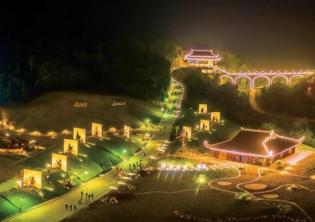 Provincia vietnamita de Bac Giang por impulsar desarrollo de economia nocturna hinh anh 1
