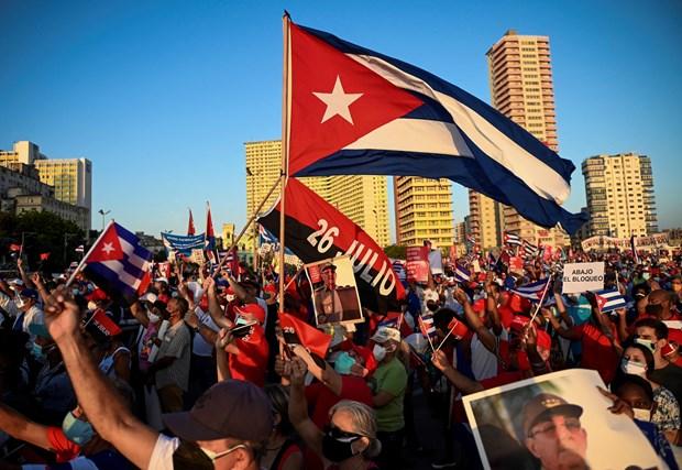 Embajador resalta solidaridad efusiva de Vietnam a Cuba hinh anh 2