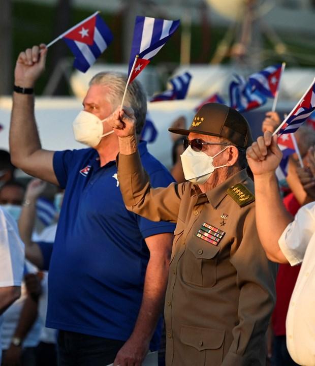 Embajador resalta solidaridad efusiva de Vietnam a Cuba hinh anh 3