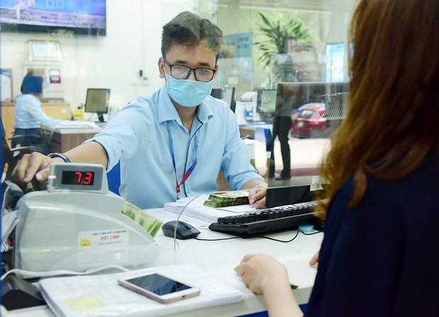 Logra Vietnam crecimiento crediticio de 7,42 por ciento pese al COVID-19 hinh anh 1