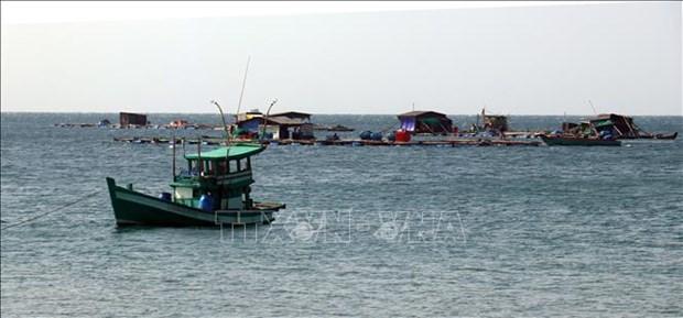 Provincia vietnamita busca enriquecerse por economia maritima hinh anh 1