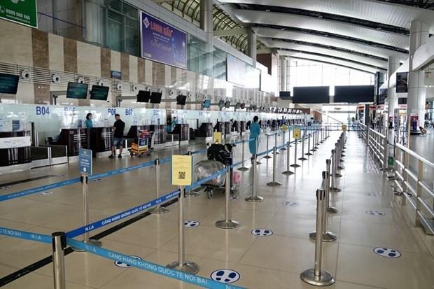 Turismo de Vietnam carece de oxigeno en cuarta ola de COVID-19 hinh anh 1