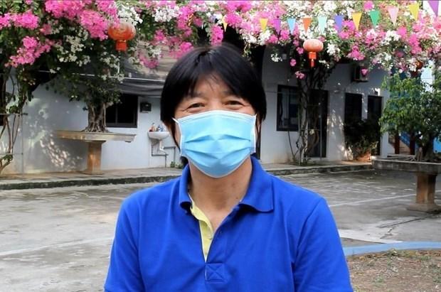 Experto japones aprecia voluntad de vietnamitas en lucha contra COVID-19 hinh anh 2
