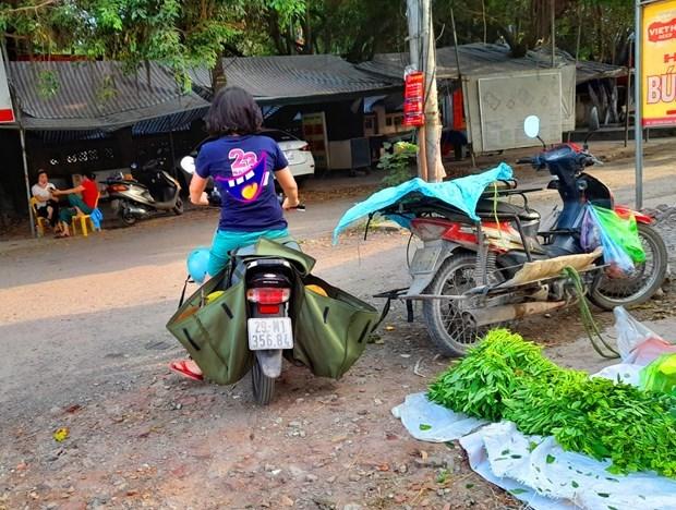 Lucha contra basuras, otra victoria de Hanoi durante pandemia hinh anh 2
