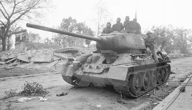 [Fotos] Imagenes de la guerra de defensa en las fronteras nortenas de Vietnam hace 40 anos hinh anh 6