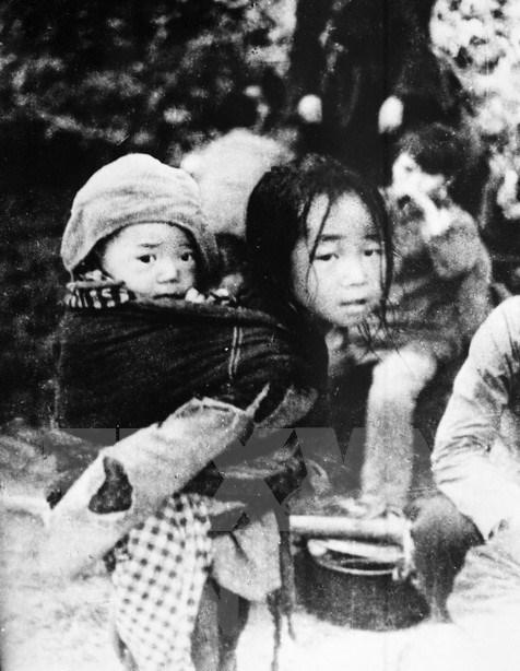 [Fotos] Imagenes de la guerra de defensa en las fronteras nortenas de Vietnam hace 40 anos hinh anh 9