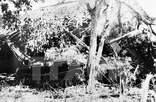 [Fotos] Imagenes de la guerra de defensa en las fronteras nortenas de Vietnam hace 40 anos hinh anh 2