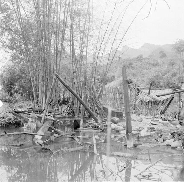 [Fotos] Imagenes de la guerra de defensa en las fronteras nortenas de Vietnam hace 40 anos hinh anh 4