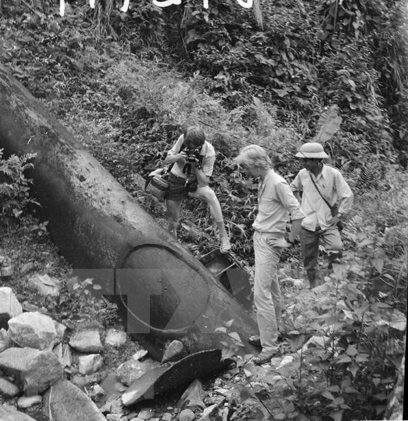 [Fotos] Imagenes de la guerra de defensa en las fronteras nortenas de Vietnam hace 40 anos hinh anh 5