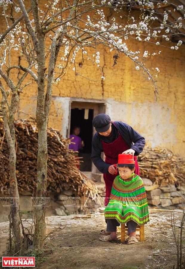[Fotos] Region del Noroeste de Vietnam a traves de la camara de Nguyen Huu Thong hinh anh 16