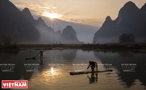[Fotos] Region del Noroeste de Vietnam a traves de la camara de Nguyen Huu Thong hinh anh 2