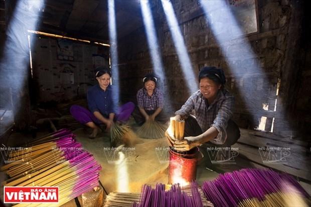 [Fotos] Region del Noroeste de Vietnam a traves de la camara de Nguyen Huu Thong hinh anh 3