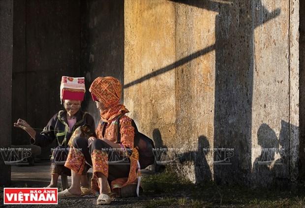 [Fotos] Region del Noroeste de Vietnam a traves de la camara de Nguyen Huu Thong hinh anh 5