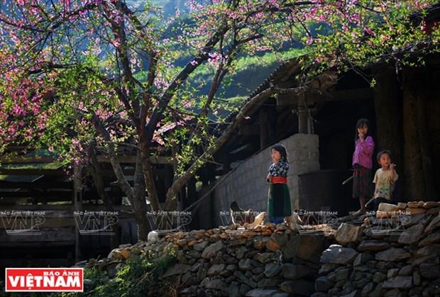 [Fotos] Region del Noroeste de Vietnam a traves de la camara de Nguyen Huu Thong hinh anh 7