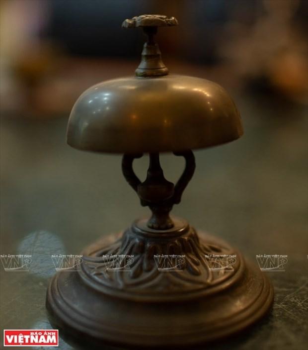 [Fotos] Bui Duc Tam, coleccionista de campanas en Ciudad Ho Chi Minh hinh anh 7