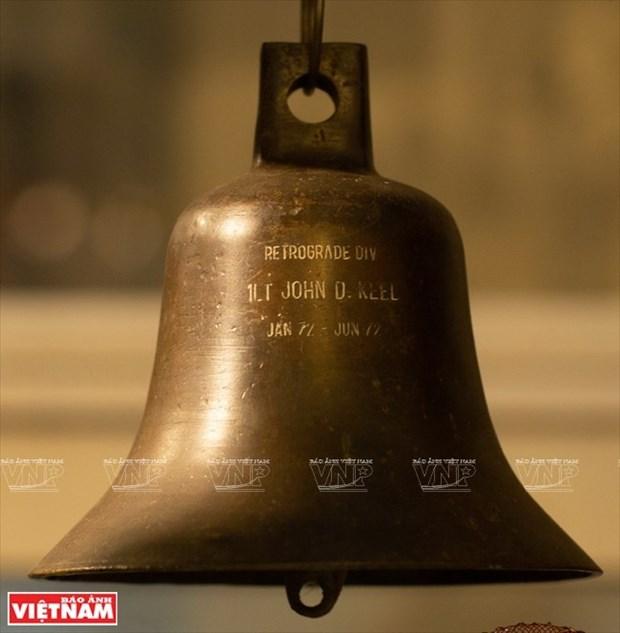 [Fotos] Bui Duc Tam, coleccionista de campanas en Ciudad Ho Chi Minh hinh anh 12
