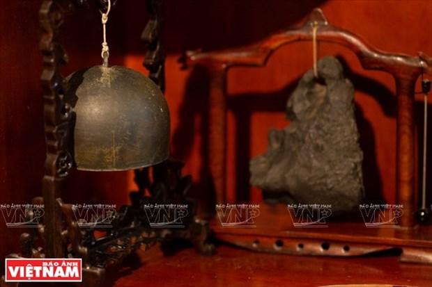 [Fotos] Bui Duc Tam, coleccionista de campanas en Ciudad Ho Chi Minh hinh anh 16