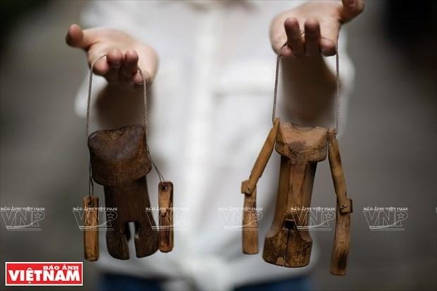 [Fotos] Bui Duc Tam, coleccionista de campanas en Ciudad Ho Chi Minh hinh anh 17