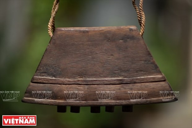 [Fotos] Bui Duc Tam, coleccionista de campanas en Ciudad Ho Chi Minh hinh anh 20