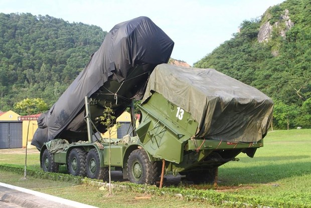 [Fotos] Fuerzas marinas vietnamitas, listas para defender soberania nacional hinh anh 19