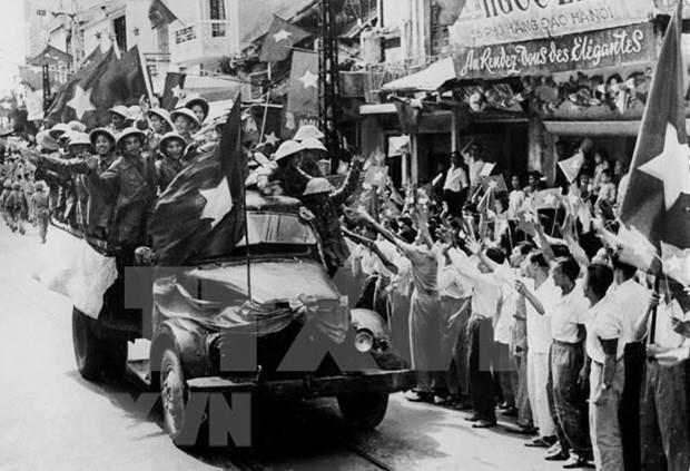 [Foto] En recuerdo al Dia de Independencia Nacional hinh anh 6