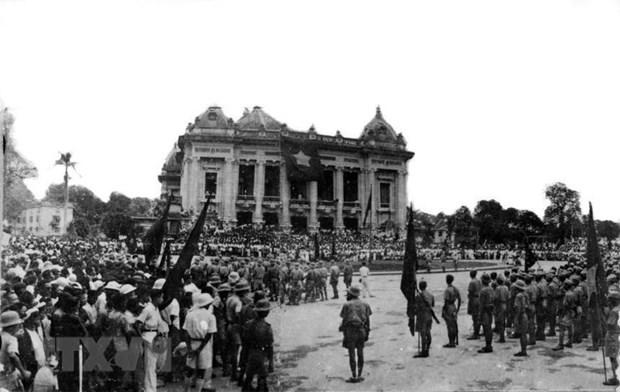 [Foto] En recuerdo al Dia de Independencia Nacional hinh anh 8