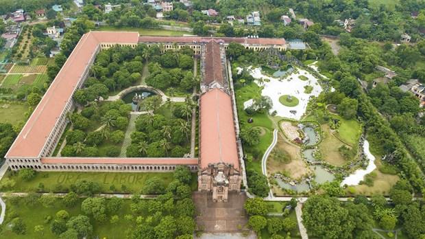 [Foto] Ermita Chau Son en Ninh Binh hinh anh 1