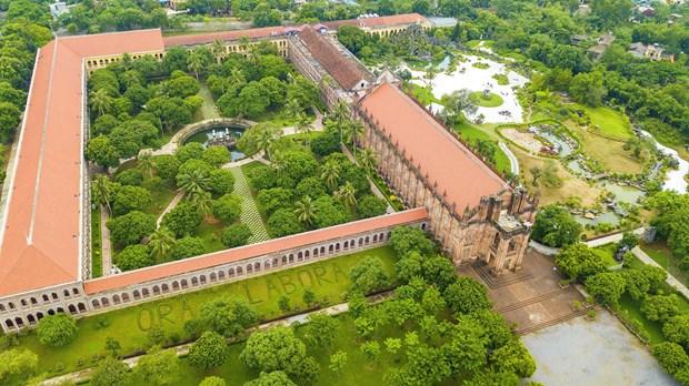 [Foto] Ermita Chau Son en Ninh Binh hinh anh 2