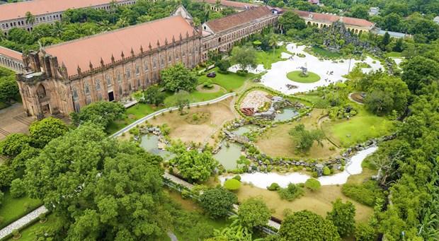 [Foto] Ermita Chau Son en Ninh Binh hinh anh 3