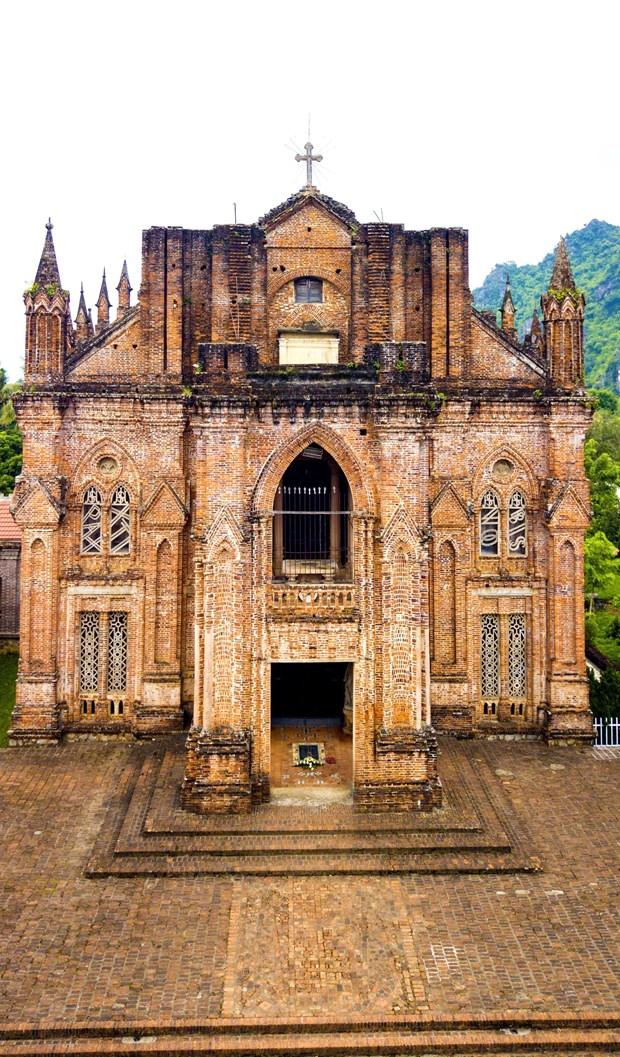 [Foto] Ermita Chau Son en Ninh Binh hinh anh 4