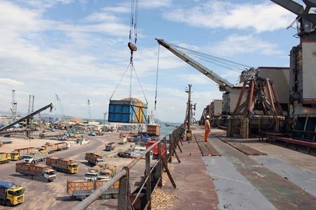 Puerto de Quy Nhon en su proceso de modernizacion hinh anh 1