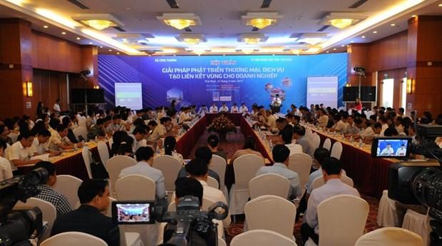 Desarrollo de comercio y servicios en region economica clave del Norte hinh anh 3