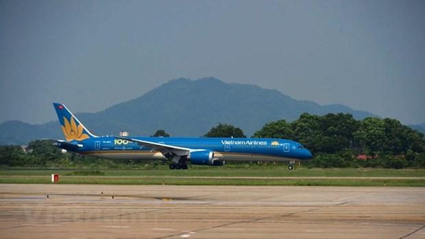 Vietnam Airlines consolida su posicion al recibir la aeronave numero 100 a su flota hinh anh 1
