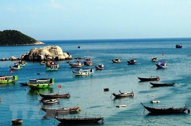 Da Nang en camino para consolidar su economia maritima hinh anh 1