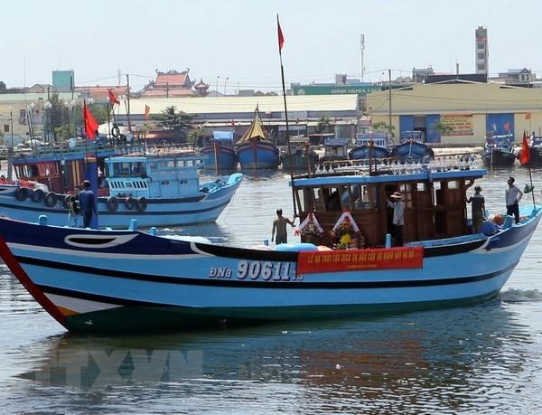 Da Nang en camino para consolidar su economia maritima hinh anh 2