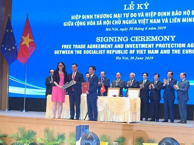 Comercio de Vietnam tras 13 anos de integrarse a la OMC hinh anh 2