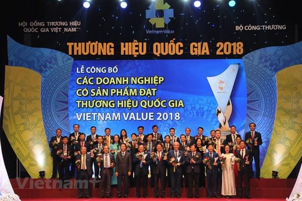 Aumenta valor comercial de la marca vietnamita hinh anh 1